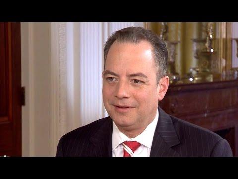 Chief of Staff Reince Priebus on Trump