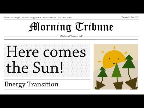 Energy Transition | Here Comes the Sun!
