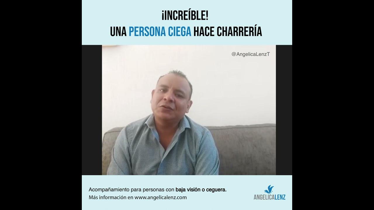 Charrería para personas con discapacidad - Entrevista a Héctor Figueroa