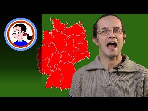 All 16 German states