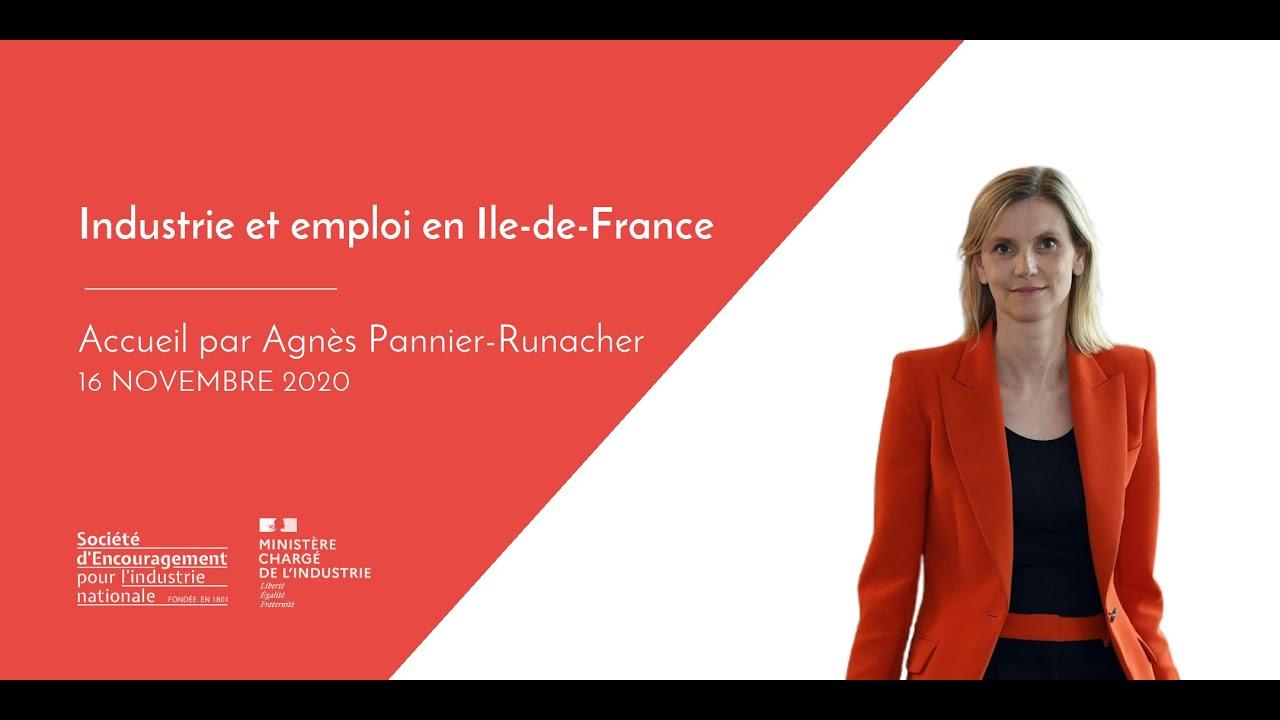 Industrie et emploi en Ile-de-France