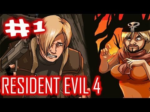 Two Best Friends Play Resident Evil 4 HD