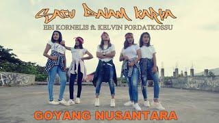 SATU DALAM KARYA ( GOYANG NUSANTARA ) - EBI KORNELIS ft. KELVIN FORDATKOSSU [HD] Maluku Malaysia.