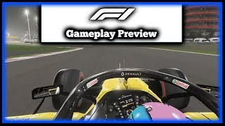 F1 2019 Gameplay Preview: Career Mode Details Multiplayer & More