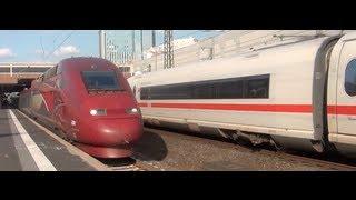 ICE & IC Züge in Düsseldorf Hbf (27.08.13) Teil 2