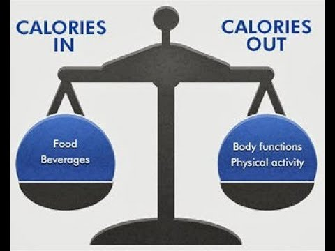 eat back calories burned youtube