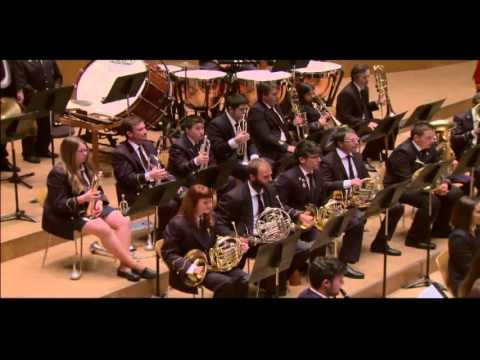 UNIÓN MUSICAL DE ALGIMIA DE ALFARA 'Aurora', de José Manuel Izquierdo Romeu