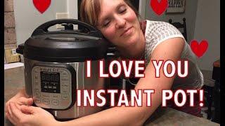 Easy Pork Roast in the Instant Pot!!