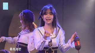 《命运的X号》杨韫玉生日公演 SNH48 TeamX 20181013