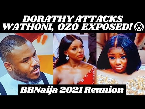 Download BBNAIJA REUNION 2021 DAY 2   DORATHY SHUTS UP WATHONI  OZO, NENGI EXPOSED   BBNAIJA LOCKDOWN REUNION