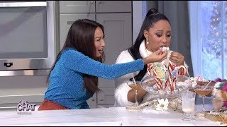 """Tamera Takes The """"Chubby Bunny"""" Challenge!"""