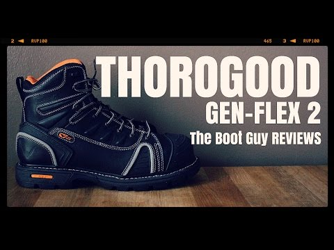 3e1b66e25aa Thorogood Work #804-6444 Flex 2 Composite Safety Toe [ The Boot Guy ...