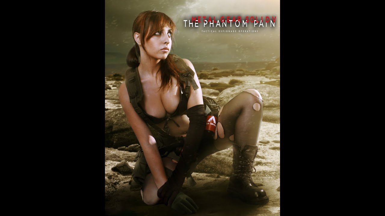 Quiet Cosplay Metal Gear Solid V Youtube