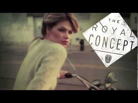 Клип The Royal Concept - Goldrushed