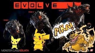 Evolution для Evolve. Evolve Stage 2 Часть 1