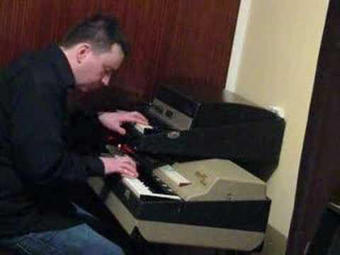 Light My Fire (Doors) Farfisa Compact Fender Piano Bass