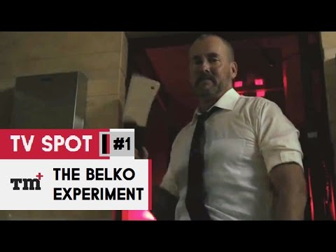 The Belko Experiment #1 TV SPOT - Hardcore 2017 - Michael Rooker Thriller Movie HD