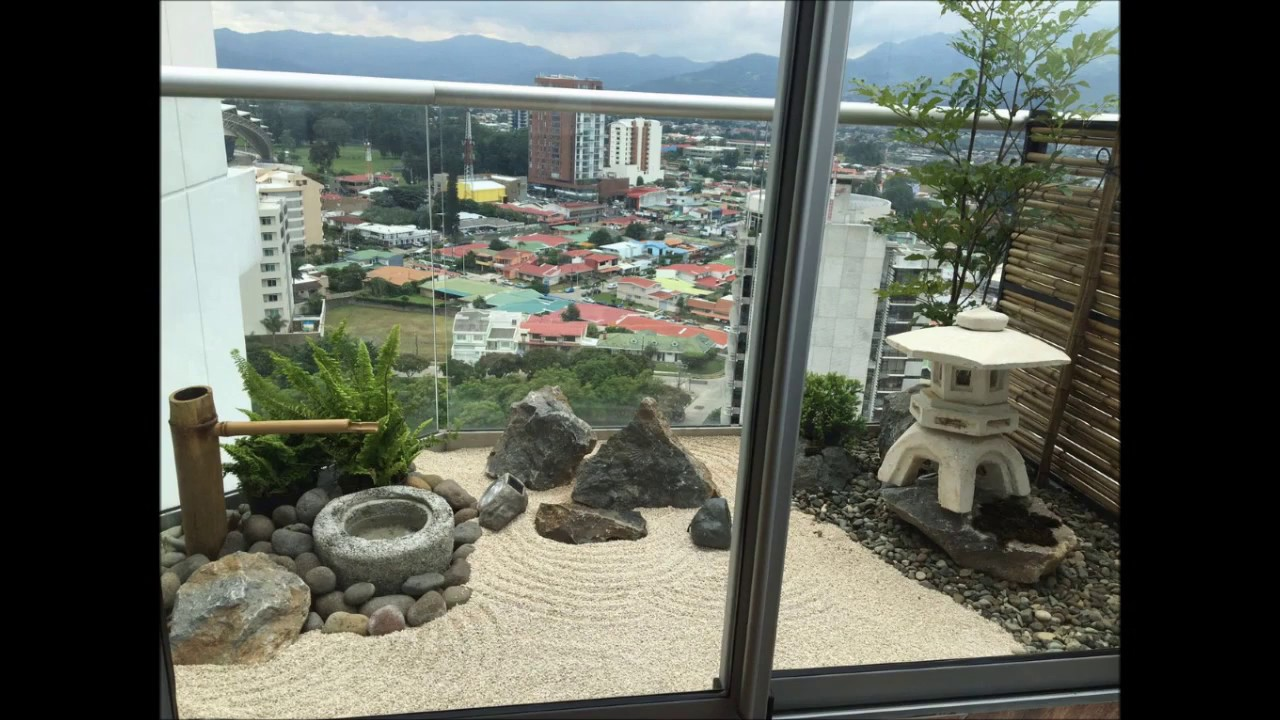 Dise o de jardines estilo japon s by deco zen design youtube for Diseno de jardines zen