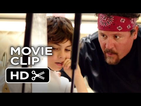 Chef Movie CLIP - Miami Food Truck (2014) - Jon Favreau, Sofía Vergara Blu-Ray Movie HD