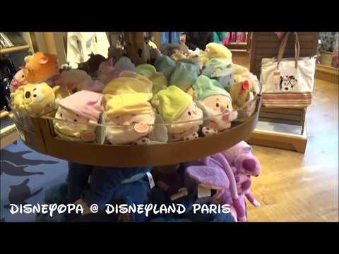 Disneyland Paris Bay Boutique Shop Newport Bay Club Hotel DisneyOpa