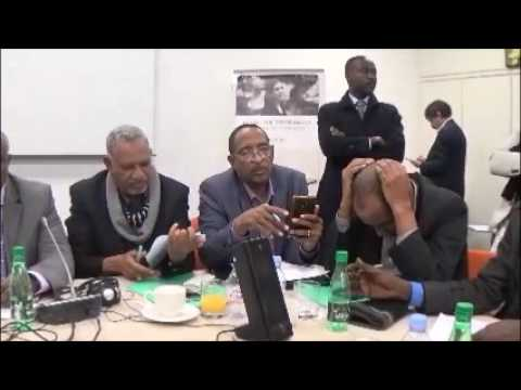Radio Voice Of Sudan Switzerland: Press Conference Sudan Call In Paris 2017 with Ahmed Ateem