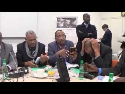 Radio Voice Of Sudan Switzerland: Press Conference Sudan Call In Paris 2017 with Ahmed Ateem