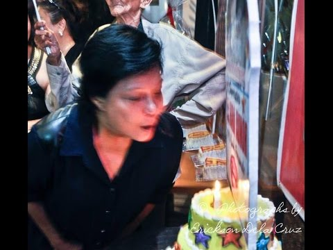 NORA AUNOR at 62