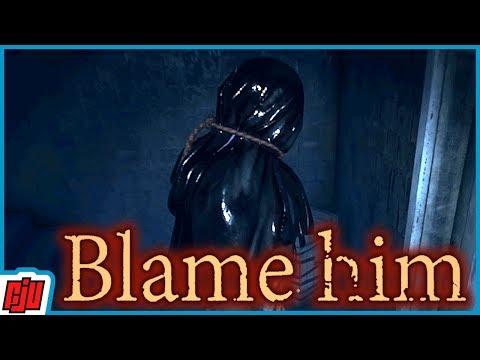 Blame Him Part 2 | Indie Horror Game | PC Gameplay Walkthrough