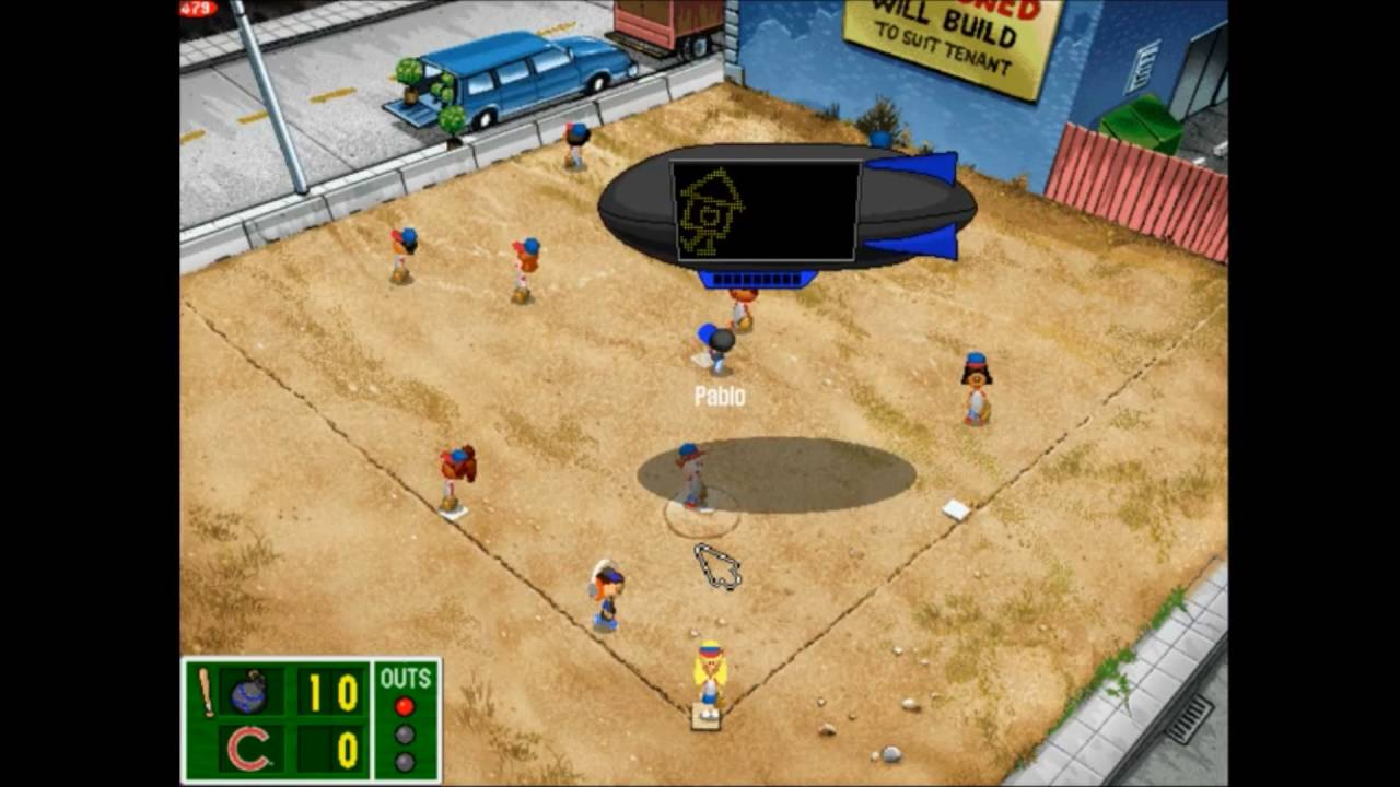 backyard baseball bombers vs cubs away part 2 youtube