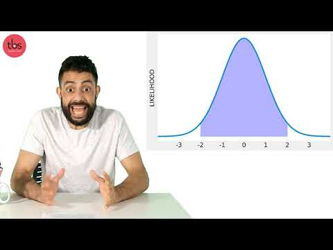 Introduction to using the normal distribution - TBS open teaching