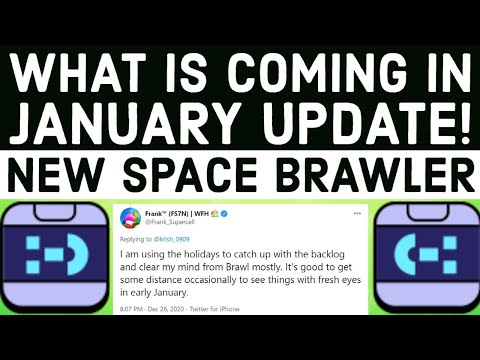 WHAT CONTENT IS COMING IN JANUARY UPDATE? - LUNAR NEW YEAR - EARLY ASSUMPTIONS - BRAWL STARS NEWS
