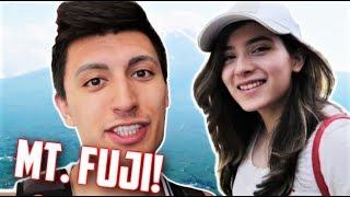 MT. FUJI TRAVEL VLOG! BEAUTIFUL SIGHTS IN JAPAN! (Japan Vlog)