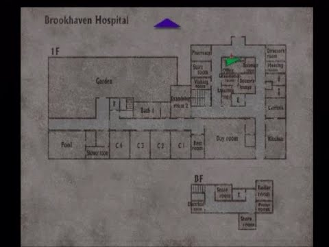 Silent Hill 3 Brookhaven Hospital 1 3 Youtube