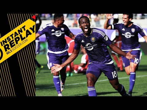 Goal or Handball? controversy in Orlando | Instant Replay