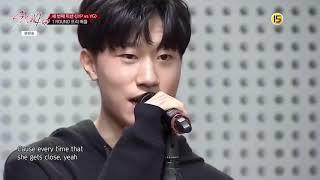 방예담   'There's Nothing Holdin' Me Back' 'Stray Kids' YG vs JYP 프리 배틀 online video cutter com