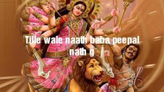 De darshan Naina Devi maa