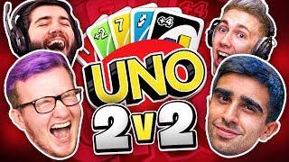 312 POINT ROUND! - Uno 2v2