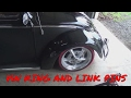 SYF: VW Bug King and Link pins.  port-o-walls