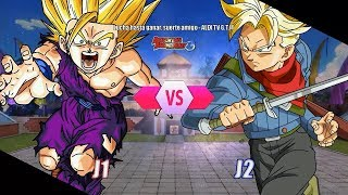 Dragon Ball Raging Blast 3 Mugen - Progreso 1