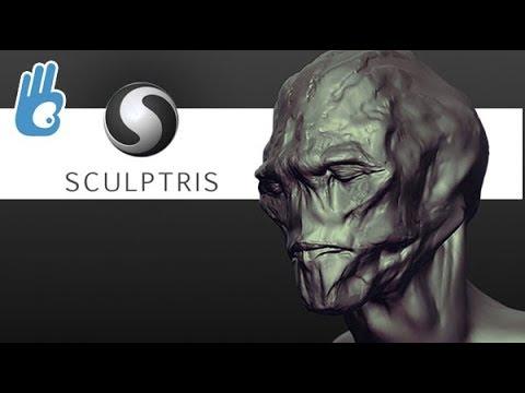 Modelar con Sculptris rápida y facilmente. Dibujar Bien .com