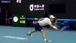 Dynamic Defence Gives Murray Hot Shot Honours Beijing 2016