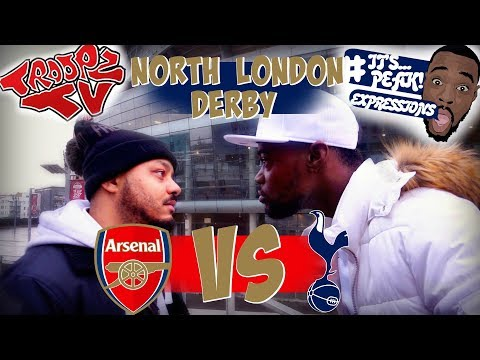 Arsenal vs Tottenham Hotspur MATCH PREVIEW  | Featuring TROOPZ THE JAMAICAN CHARLIE SLOTH