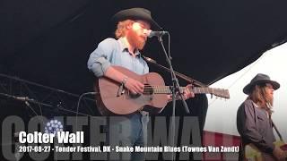 Colter Wall - Snake Mountain Blues - 2017-08-27 - Tønder Festival, DK