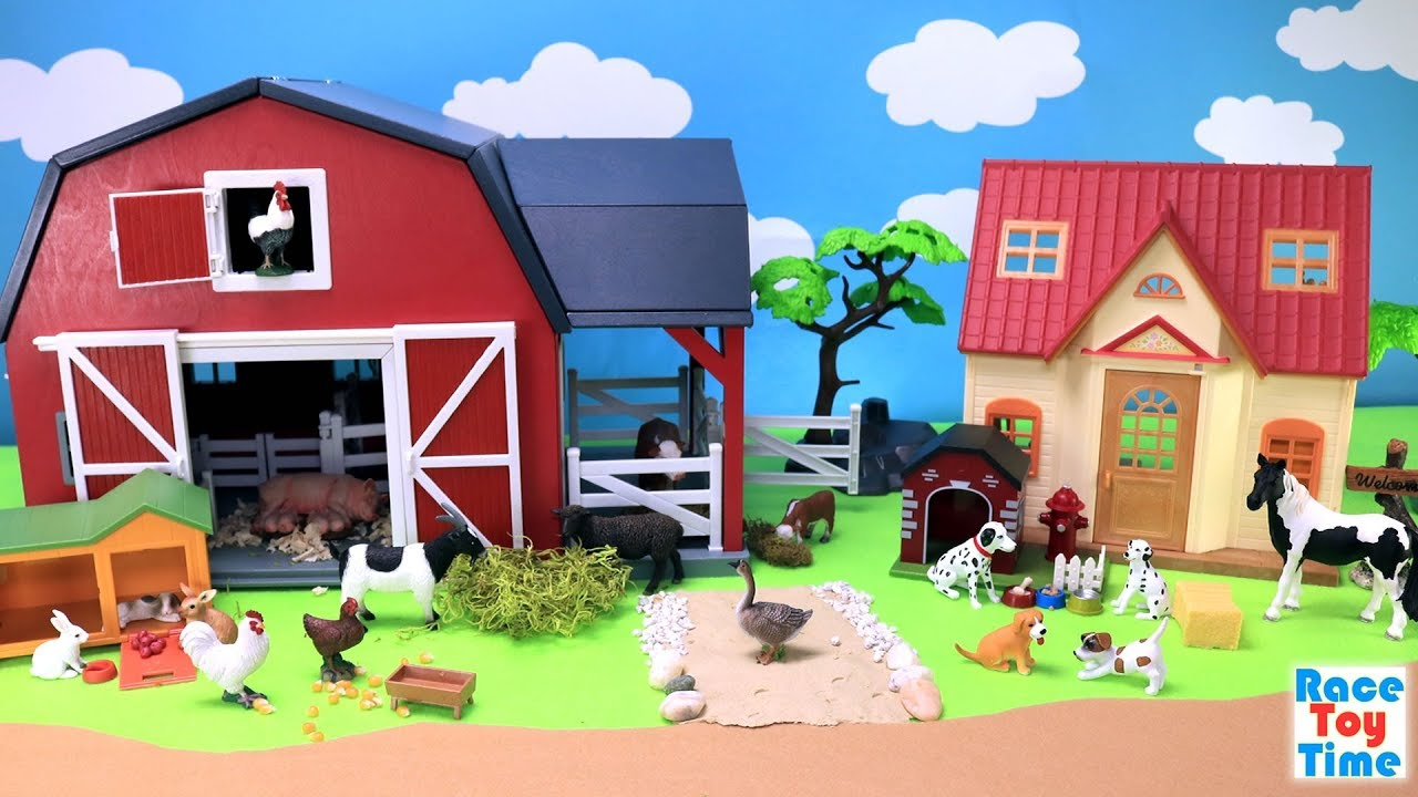 Toy Farm Animals with Terra Playsets Fun Toys For Kids ...