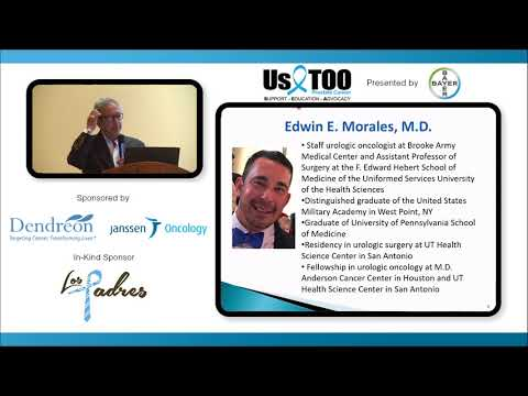 Us TOO Prostate Cancer Panel Discussion and Webcast on Advancing Prostate Cancer