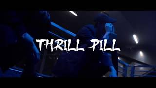 Смотреть клип Thrill Pill - Гламурный Подонок