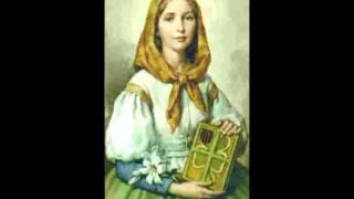 Le Preghiere di SANTA BRIGIDA da recitarsi per 12 anni