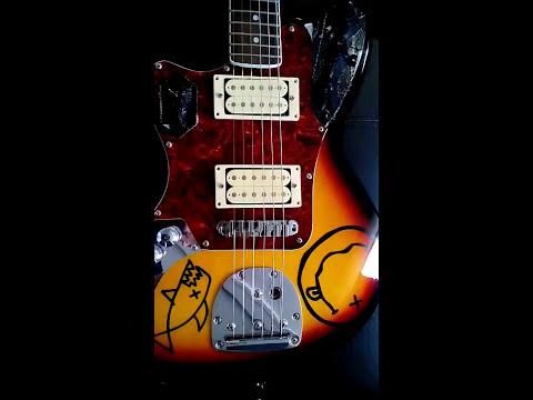 Chender Jaguar Kurt Cobain Tribute