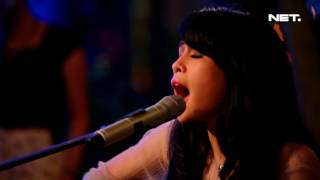 Video Maudy Ayunda - Perahu kertas - Music Everywhere ** download MP3, 3GP, MP4, WEBM, AVI, FLV Juli 2018