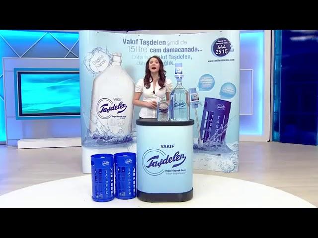 Vakıf Taşdelen Su, KanalD Tanıtıcı Reklamımız
